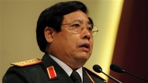 Bộ trưởng Phùng Quang Thanh nói về chiến lược bảo vệ Tổ quốc