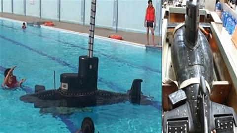 Hậu duệ Phan Bội Châu:Tàu ngầm VN sẽ đạt tầm thế giới