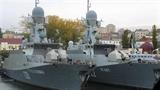 Nga điều khẩn cấp tàu tên lửa tàng hình Buyan-M tới Crimea