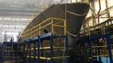 'Lộ ảnh' chiến hạm Gepard 3.9 Việt Nam đang đóng ở Nga