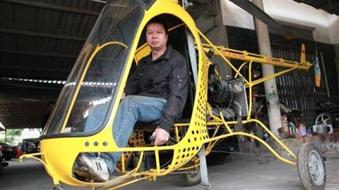 Người chế tạo trực thăng