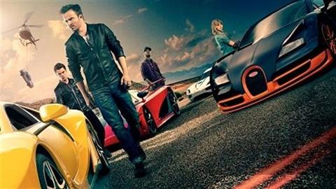 Cách quay phim rùng rợn trong 'Need for Speed'