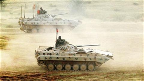 Ấn Độ thừa nhận sự yếu kém của quân đội