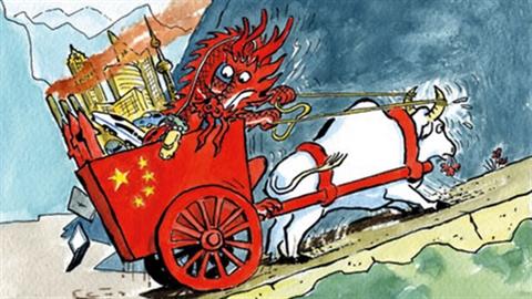 Kinh tế Trung Quốc: Quả bom chờ nổ? [Phần 1]