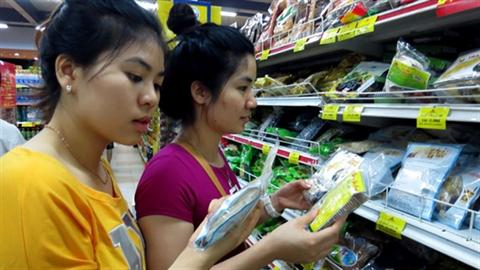 Siêu thị 'đổi đời' rau bẩn, 'lên đời' hàng Trung Quốc