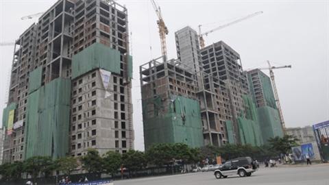 Cấm xây nhà ở thương mại:Bộ bảo vệ DN đầu tư sai?