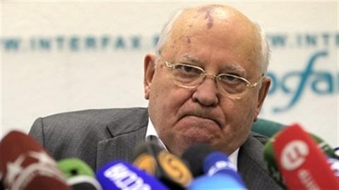 Đại biểu Đuma Nga kiện Gorbachev vì để Liên Xô tan rã