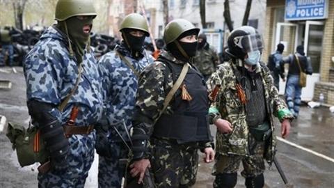 Đặc nhiệm Nga đột nhập vào Ukraine như thế nào?