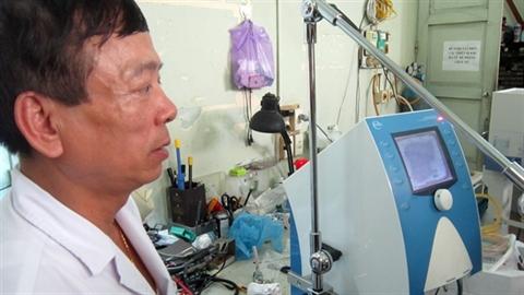 Bệnh viện Bạch Mai nói lại chuyện máy thở Bộ cấp hỏng