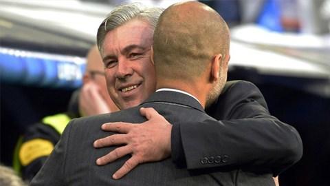 Real Madrid-Bayer Munich: Đương kim vô địch ngả mũ trước Carlo Ancelotti