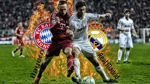 Bình luận Bayern Munich–Real Mdrid: Thôi rồi Bayern ơi!
