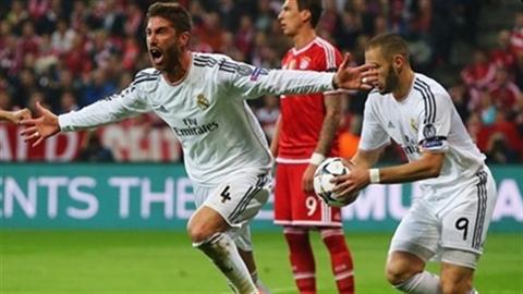 Bayern 0-4 Real: