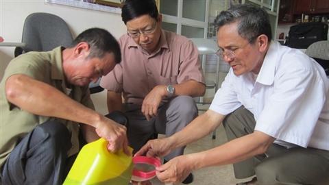 PGS Ngô Tiến Quý: Nông dân sáng chế,khoa học phải giúp sức!