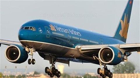 Máy bay Vietnam Airlines hỏng động cơ mới kiểm tra kỹ thuật