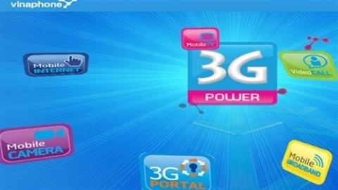 Vinaphone giăng bẫy khách hàng dùng dịch vụ 3G