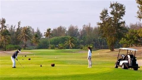 Lý lẽ Bình Thuận cho chuyển sân golf thành khu đô thị
