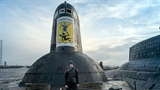 Tàu ngầm nguyên tử khổng lồ Nga có gì bên trong?