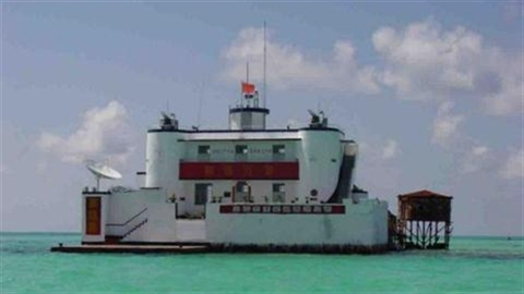 Philippines tố Trung Quốc đang tăng cường kiểm soát Biển Đông