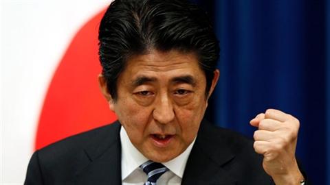 Trung Quốc kích hoạt cho Nhật trỗi dậy, xét lại hiến pháp