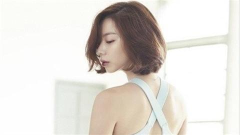 Làn da trắng nõn của người đẹp xứ Hàn