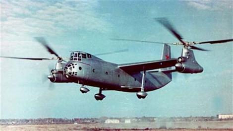Những mẫu máy bay lai của Liên Xô bị 'chết yểu'