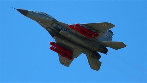 MiG-29K/KUB khoe vũ khí diệt hạm siêu khủng