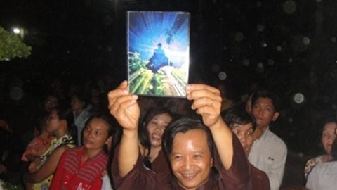 Thực hư chuyện 'Phật hiển linh' tại ngôi chùa ở Sài Gòn