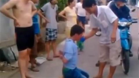 Clip: Tên trộm được người Sài Gòn cho uống nước tử tế