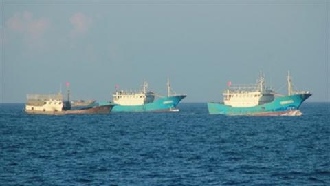 Tàu Trung Quốc ngăn cứu nạn ngư dân:Hành động vô nhân đạo!
