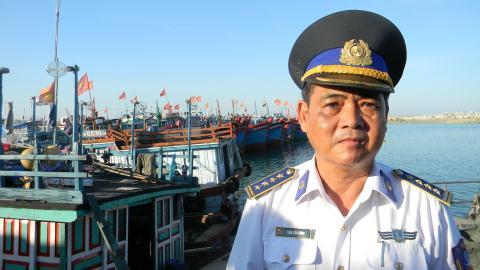 Đâm vỡ tàu cá,Trung Quốc cố ý giết ngư dân Việt Nam