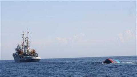 Đâm vỡ tàu cá VN:Chỉ Trung Quốc mới tàn ác như vậy!