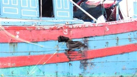 Bằng chứng sự vô nhân đạo của tàu Trung Quốc
