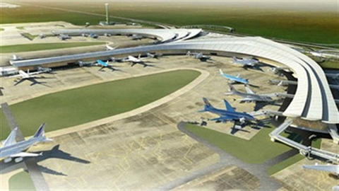 Nhật Bản cân nhắc ODA: Sân bay Long Thành không lo