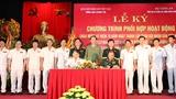 Bộ Quốc phòng, Bộ Công an kí kết phối hợp hoạt động