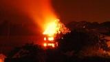Cháy kho lưu trữ quý về bản đồ tại Đà Lạt