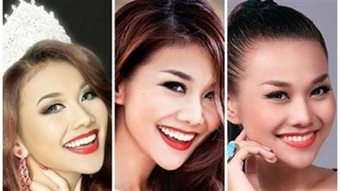 10 mỹ nhân có nụ cười quyến rũ nhất Vbiz