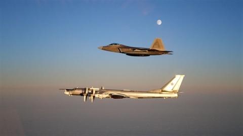 Nga-Mỹ dằn mặt nhau bằng máy bay ném bom chiến lược