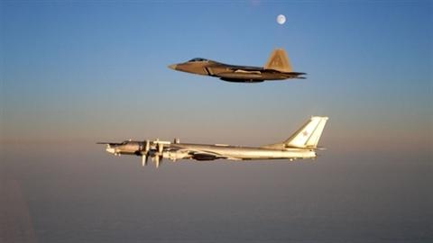 Nhận diện máy bay Nga liều lĩnh 'xâm nhập' không phận Mỹ
