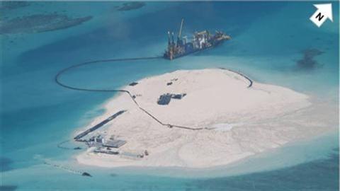 Trung Quốc xây đảo tại Gạc Ma:Đừng để thành sự đã rồi!