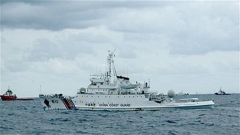 Biển Đông nóng:Trung Quốc có dấu hiệu sử dụng vũ khí!