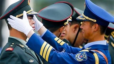 Trung Quốc gọi nhập ngũ cả người tâm thần