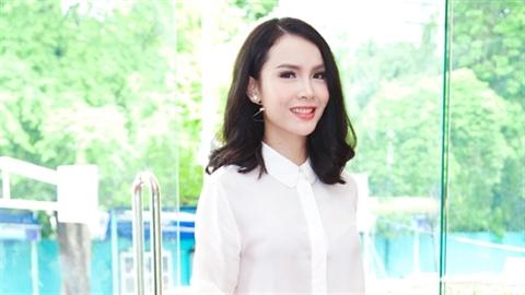 Yến Trang giản dị làm BGK Bước nhảy hoàn vũ nhí