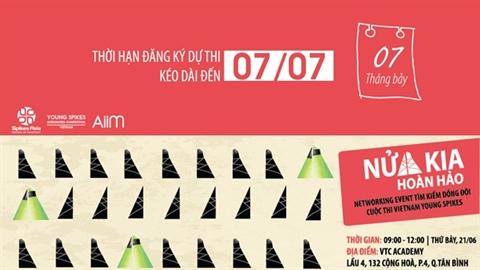 Vietnam Young Spikes 2014 – Cơ hội rộng mở hơn Bao giờ hết