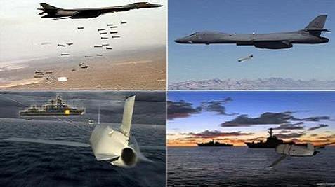 Mỹ điều B-1B đến Châu Á - TBD đối phó với TQ?