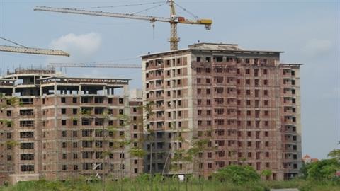 Bất động sản 'rơi', Bộ Xây dựng cơ cấu lại thị trường
