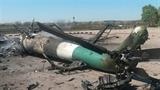 Thêm trực thăng của quân đội Ukraine bị bắn hạ
