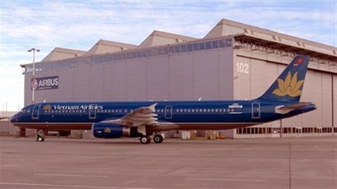 Vietnam Airlines xin