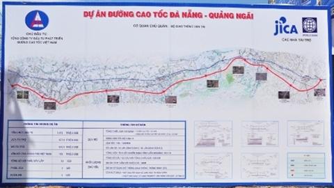 Nhà thầu Trung Quốc lại trúng gói thầu xây cao tốc Bắc-Nam