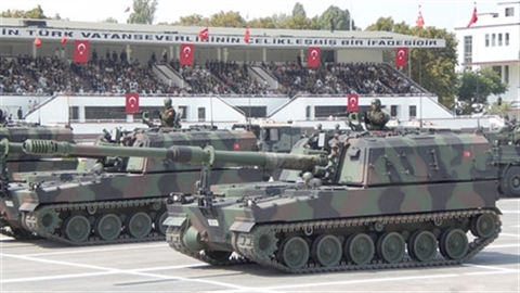 Thổ Nhĩ Kỳ chi tiền khủng cho NATO đối phó ai?