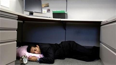Cấm nhân viên ngủ trưa có thể 'giết chết' sự sáng tạo